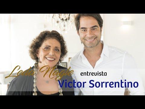 Victor Sorrentino: Coma mais proteína e gordura. Não tem farinha boa.