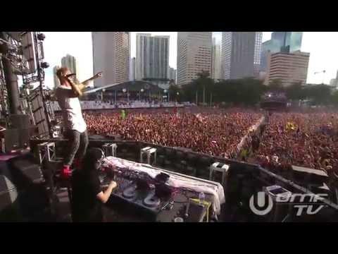 Jack U  @ ULTRA MUSIC FESTIVAL 2014