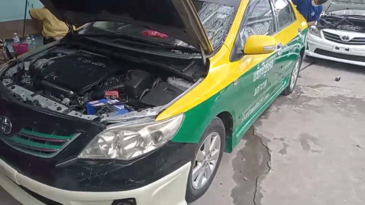 อัลตีส ปี 2012 เกียร์ออโต้ สนใจสั่งทำสีที่ชอบตามสไตล์คุณ แท็กซี่ปลดป้ายราคาถูก