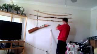 Proper Bow And Arrow Storage