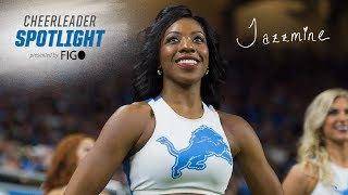 Cheer Spotlight: Jazzmine