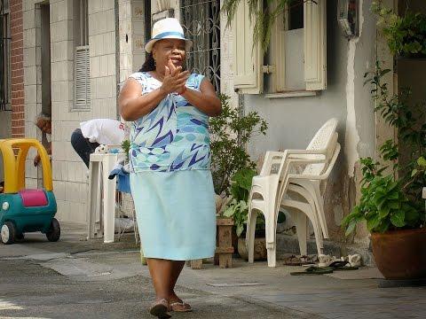 Samba On Your Feet   Documentary film by Eduardo Montes-Bradley