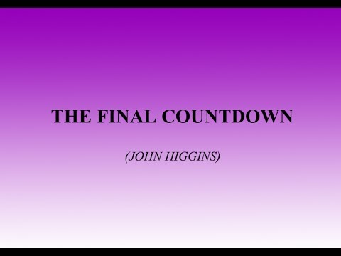 FINAL COUNTDOWN #วงโยธวาทิต