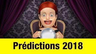 Les prédictions 2018 - Têtes à claques thumbnail
