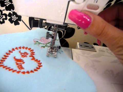Janome Memory Craft 9000 Sewing Embroidery Machine Youtube
