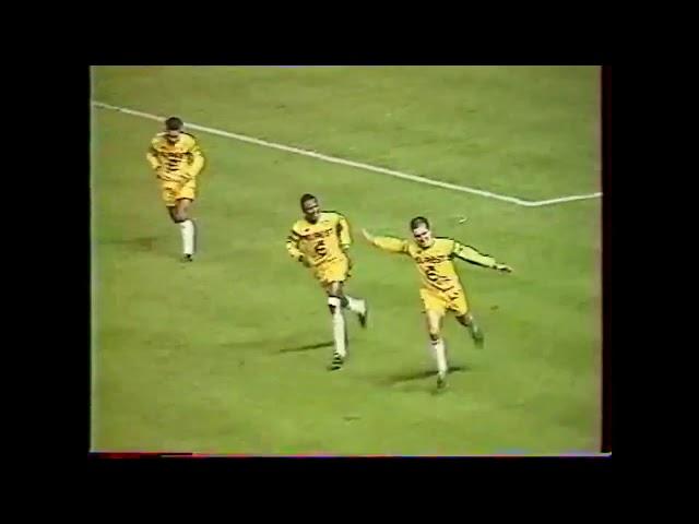 FC Nantes - Nîmes (Saison 1991-1992) : 3-2