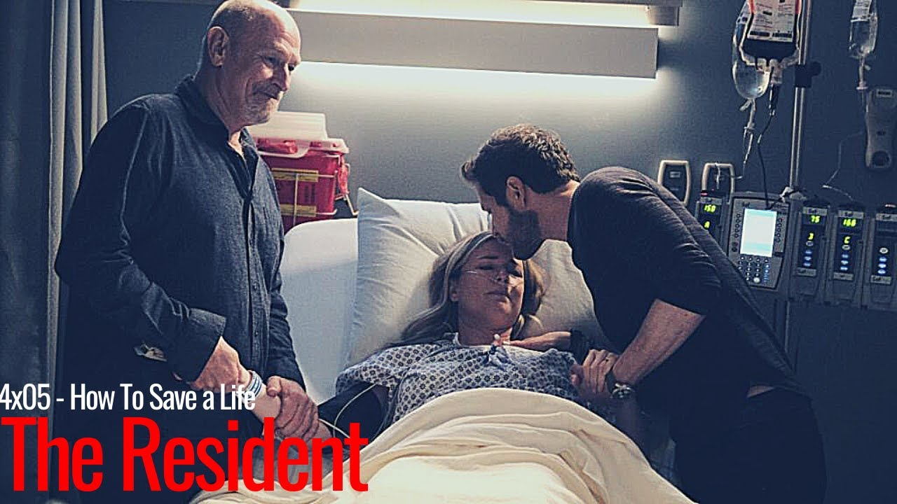 Download The Resident [4x05] II How To Save a Life [+Sub ITA]