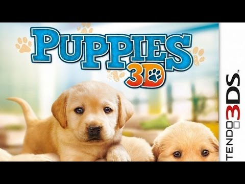 Puppies World 3D Gameplay {Nintendo 3DS} {60 FPS} {1080p}