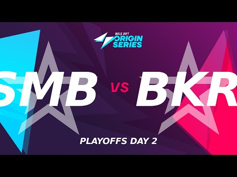 WR:OS August Cup Finals Day 2 SMB vs BKR - Group B