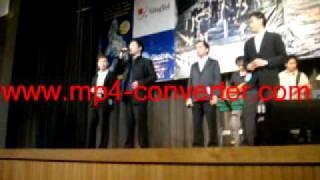 IL DIVO MEDLEY - W/ ASHER, BERNARD, RANDY, MARLON