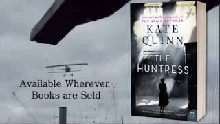 Book Trailer for THE HUNTRESS