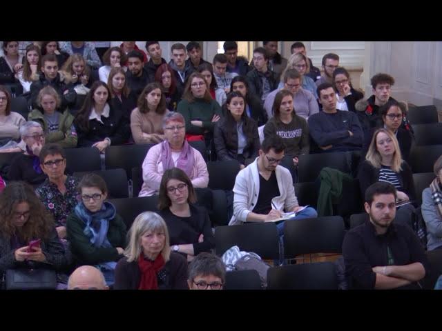 FEB 2018 : À PROPOS D'UN CAS. ARIANE ZALOSZYC