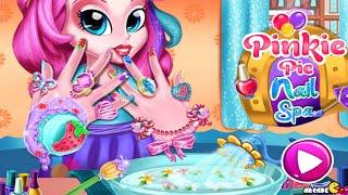 My Little Pony Friendship: Pinkie Pie Nail Spa - My Little Pony Games