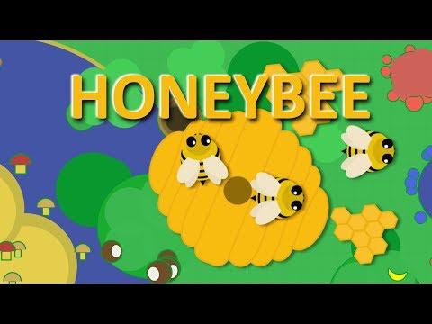 MOPE.IO // HONEYBEE PROTECTING BEEHIVE // TEASER # 22 (#MopeioOfficialYoutubeCommunity)