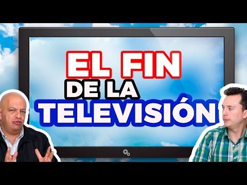 ¿El fin de la televisión?  LaNube con @jmatuk y @japonton