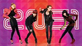 2NE1 LOVE IS OUCH DL LINK Mp3