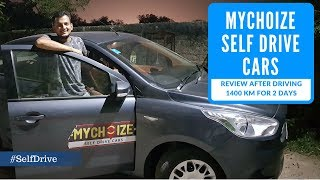 My Choize | Best Self-Drive for Long Trips !!