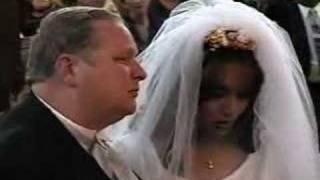 Esther & Jim Wedding - Pronouncement & Kiss