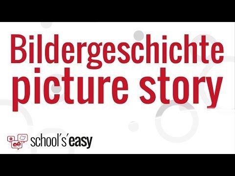 Bildergeschichte - Picture Story