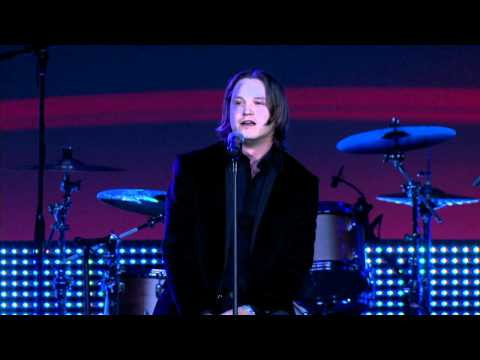 """Josh Kear Performs """"Need You Now"""" at ASCAP Pop Music Awards"""