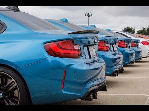 f87 bmw m2 m performance exhaust stock vs m performance. Black Bedroom Furniture Sets. Home Design Ideas