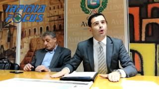 Gianluca Festa, conferenza stampa integrale sul Bilancio comunale