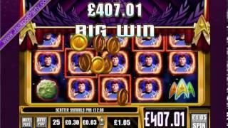 £1008 ON STAR TREK: TREK THROUGH TIME™ MEGA BIG WIN (960 X STAKE) - SLOTS AT JACKPOT PARTY