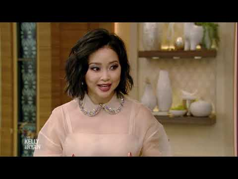 Lana Condor's Fans Always Ask Her for Love Advice