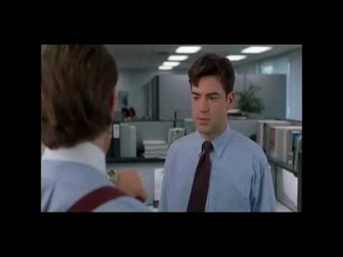 Office Space Working Tomorrow Youtube