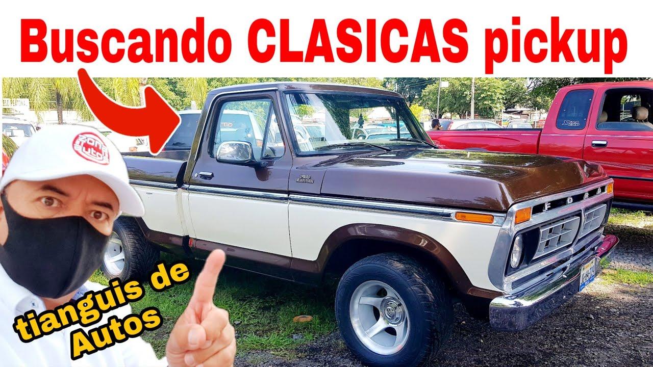 FORD 77 pickup truck DONDE LAS ENCONTRÉ for sale camionetas en venta TIANGUIS DE AUTOS EN VENTA