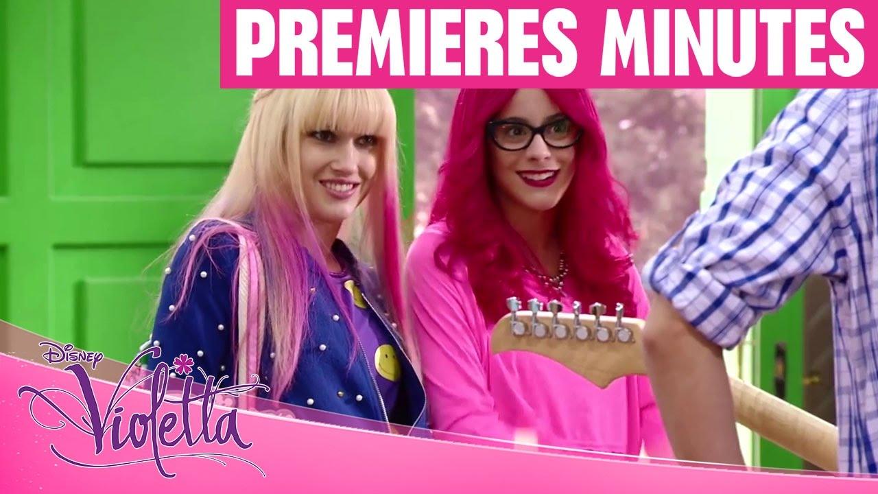 Violetta saison 3 premi res minutes pisode 25 youtube - Musique violetta saison 3 ...