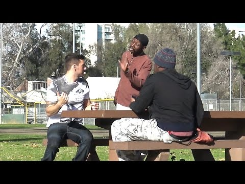 Black People Racist towards White People? (Social Experiment)