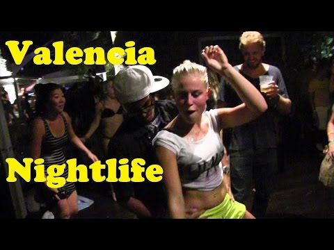 Valencia Nightlife 2016 | Official Valencia Spain Travel Guide
