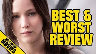 THE HUNGER GAMES: MOCKINGJAY: PART 2 Review - Best & Worst Of