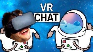 LES KNUCKLES DE L'ESPACE ! (VRChat VR Fun)