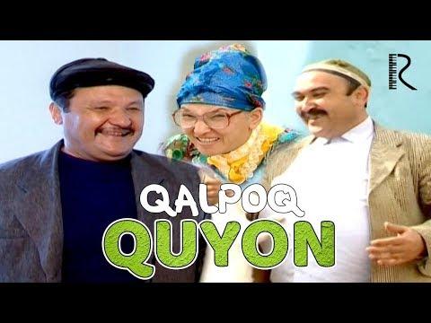 Qalpoq - Quyon | Калпок - Куён (hajviy ko'rsatuv)