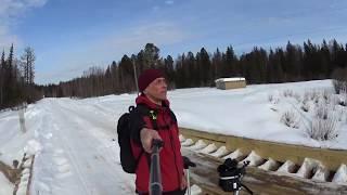 вело-водный поход в осенне зимний период(Этим роликом я завершаю сезон 2016 вело-водных походов и открываю альтернативный вело-водный сезон) купание..., 2016-10-22T06:57:48.000Z)