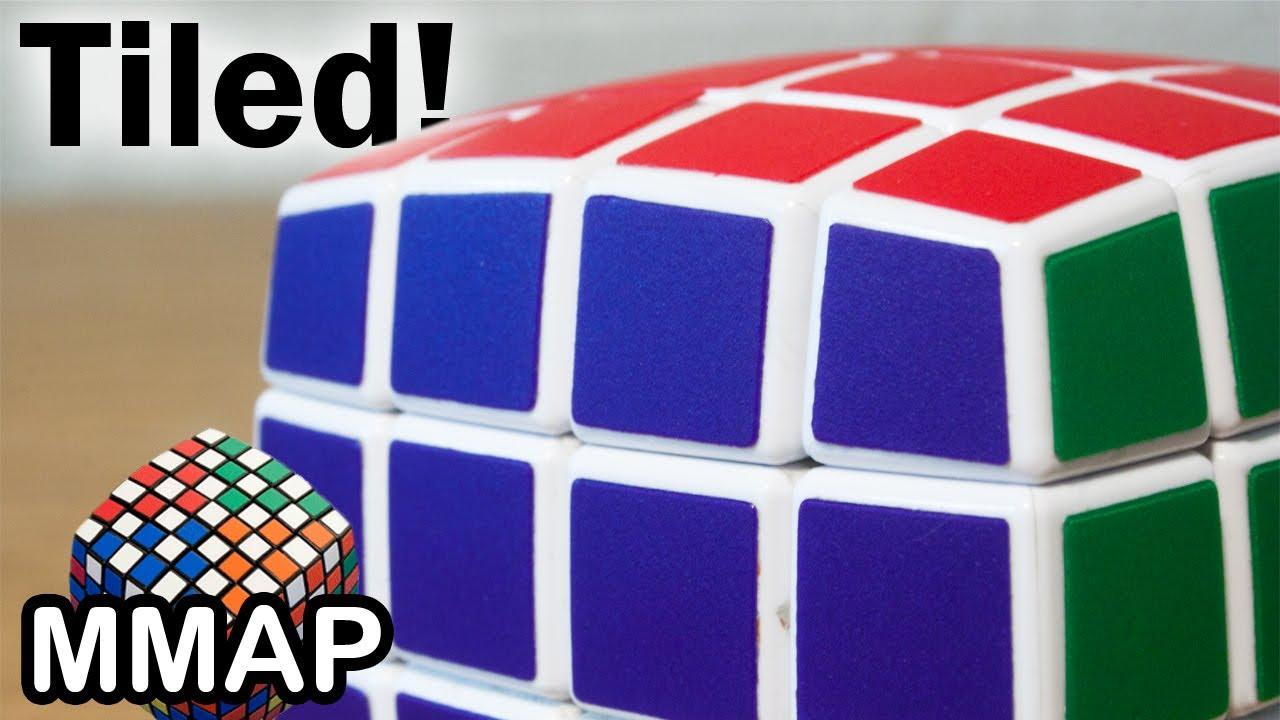 pillowed v cube 4