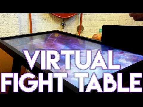 Cardfight!! Vanguard: Virtual Fight Table DEMO At BCS 2017 Netherlands