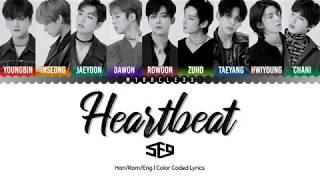 SF9 Heartbeat Lyrics