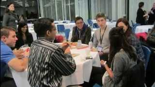 Students Attending National Health Sciences Student Association 2012