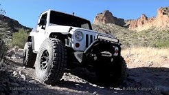 Bulldog Canyon FR10 4x4 Off-Road Trail, Phoenix Arizona