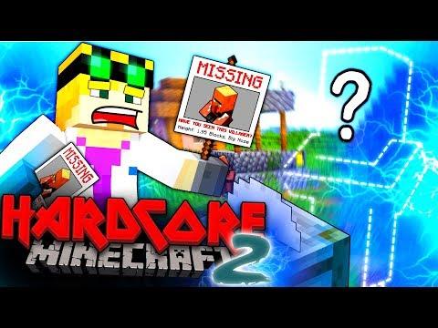 Minecraft Hardcore 2 - WHERE'S MASON? #18