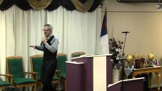 Predicación: Quita el Calzado de tus Pies