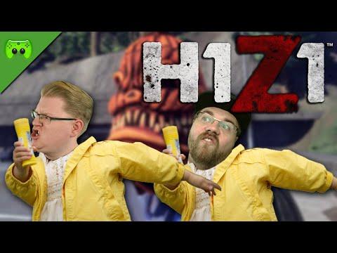 FLUUUUUCHT 🎮 H1Z1 Battle Royale #17