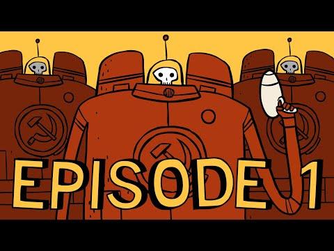 Episode 1: The Phantom Premise | Adult Animation
