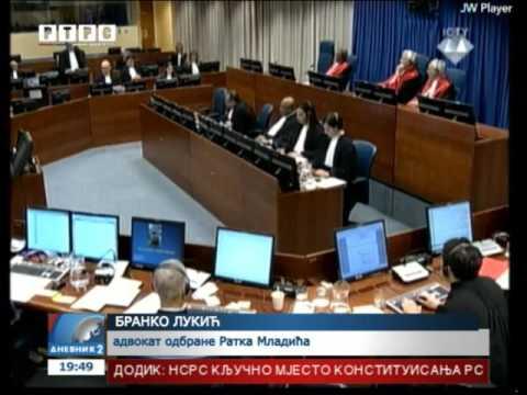 Završne riječi odbrane: Mladić je kriv samo zato što je Srbin