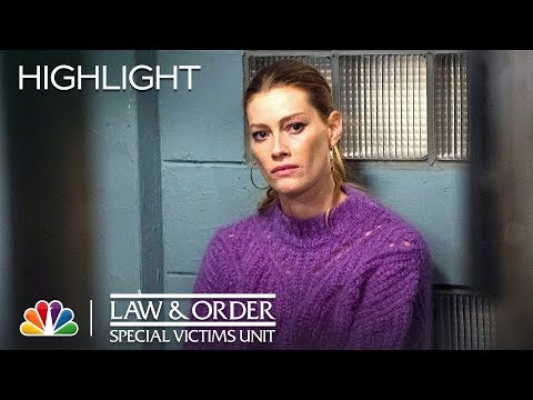 Benson Breaks Heath's Spell on Sadie - Law & Order: SVU (Episode Highlight)