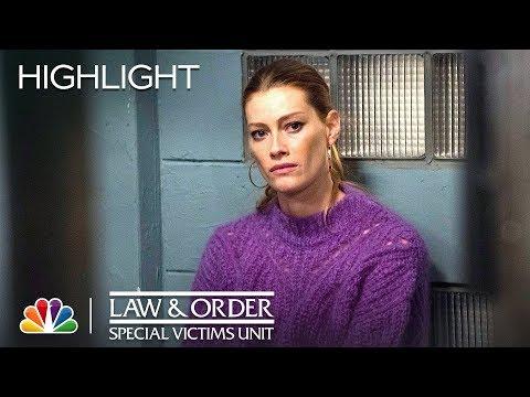 Benson Breaks Heath's Spell on Sadie - Law & Order: SVU (Episode Highlight)
