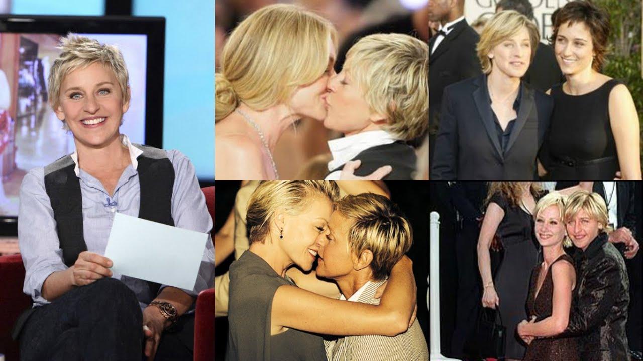 Is Ellen Lesbian 38
